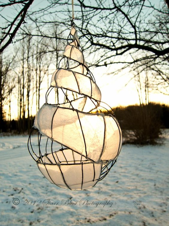 Lantern Making Inspiration - Abstract Ideas