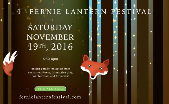 Fernie Lantern Festival - Into The Woods