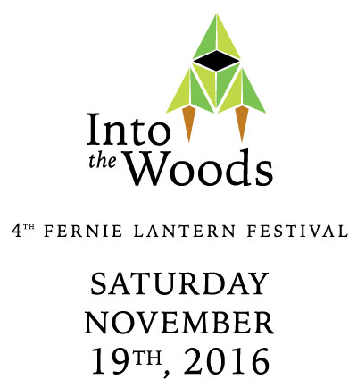 Fernie Lantern Festival - Into The Woods - Schedule